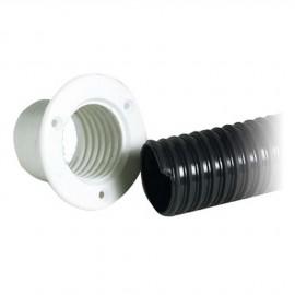 Tuyau PVC pour câble moteur