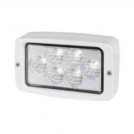 Feux de poupe à LED semi encastré - 100W - IP66