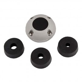 Presse-étoupe plastique - câble Ø 2 à 8 mm - 39 mm