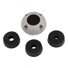 Presse-étoupe plastique - câble Ø 4 à 9 mm - 49 mm