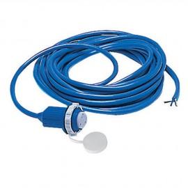 Câble avec prise de quai 50 A - 10 mètres