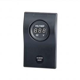 Module Elite voltmètre numérique 12/24V
