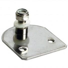 Plaque plate compact filet