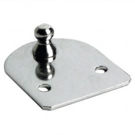 Plaque plate compact rotule