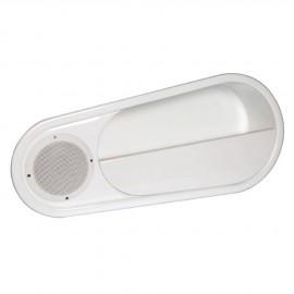 Coffre niche latérale pour HP 810 x 360 mm - gauche