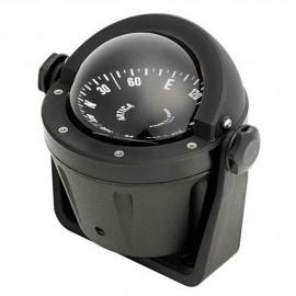 Compas Vega noir sur étrier - 2''3/4 - 72 mm