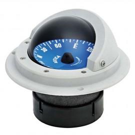 Compas  bleu et gris à encastrer - 2''3/4 - 72 mm