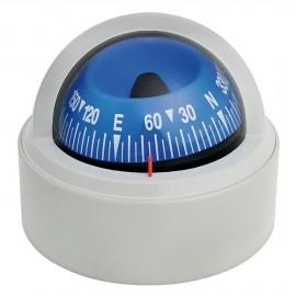 Compas Stella bleu et gris avec habitacle