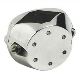 Etrier de fixation inox pour tube ø30 à 40 mm