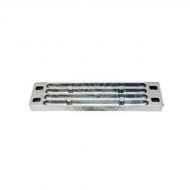 Anode plaque Yamaha/Mariner aluminium