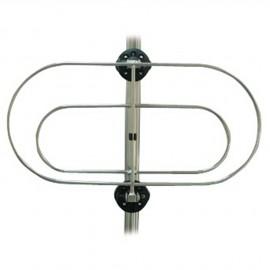 Porte pare-battage repliable 300x160 mm