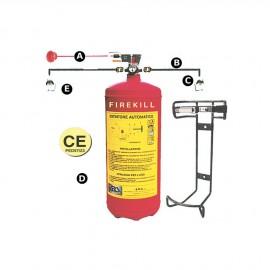 Extincteur automatique 3 kg poudre - Gicleur N°2