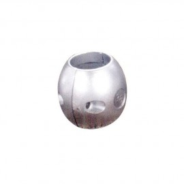 Anode noix d'arbre en zinc DPH/DPR Ø 30 mm