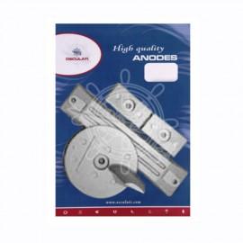 Kit anode magnesium Honda 75/225 Hp