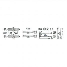 Kit K25 pour câbles C2/C7/C8