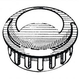 Bouchon ABS pour tube 22 mm