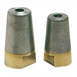 Ecrou+anode Radice 45mm