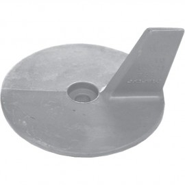 Anode queue carpe Mariner/Yamaha 20/50 HP et Selva - aluminium