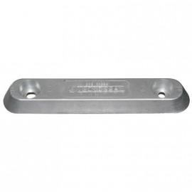 Anode ovale aluminium VETUS 390 g