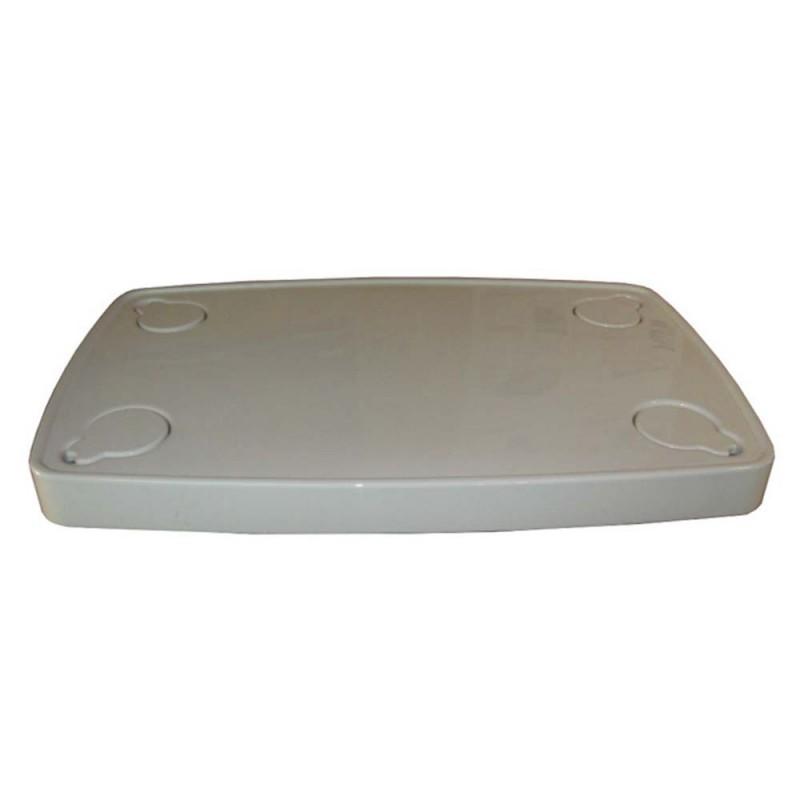 Plateau de table en ABS rectangulaire