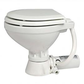 WC électrique - lunette bois 12 V