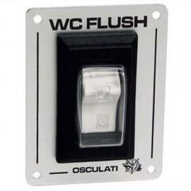 Interrupteur étanche pour WC électrique