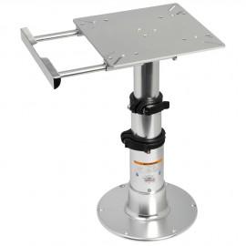 Coulisseaux pour tables à rallonge kit un côté