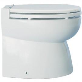 WC électr. caréné porcelaine 12V bas