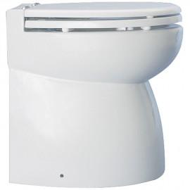WC électr. caréné porcelaine 12V haut
