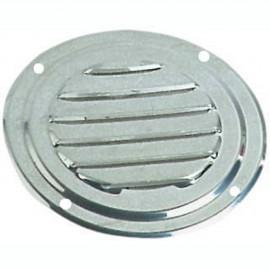 Grille d'aération circulaire en inox Ø 178 mm - sans moustiquaire