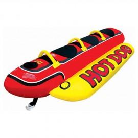 Ski tube HOT DOG 1 à 3 places