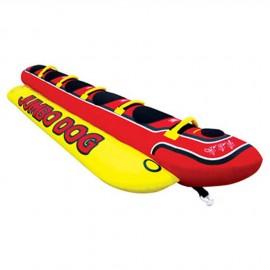 Ski tube HOT DOG 1 à 5 places