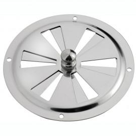 Aérateur circulaire 102 mm - sans moustiquaire
