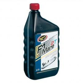 Huile TCW3 2 temps 1 litre