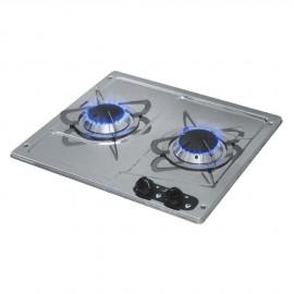 Plaque cuisson encastr. 2 feux