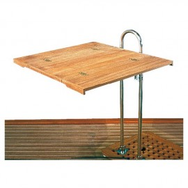 Plan de table teck 70 x 90 cm