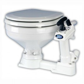 WC manuel Jabsco 450 x 410 x 340 H mm
