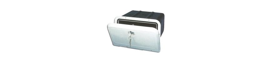 Coffre boite de rangement 285 x 180 mm