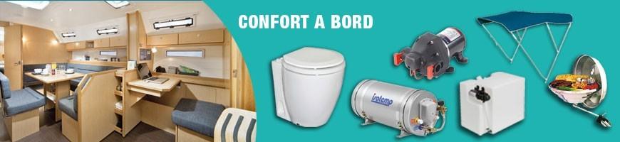 Equipements de confort pour bateau | Navi Discount