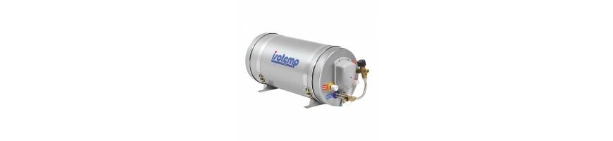 Chauffe-eau INDEL MARINE ISOTEMP, prévu pour l'utilisation marine,  de 15 à 75 litres