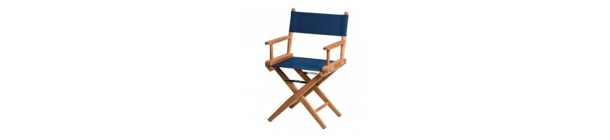 Chaise régisseur teck