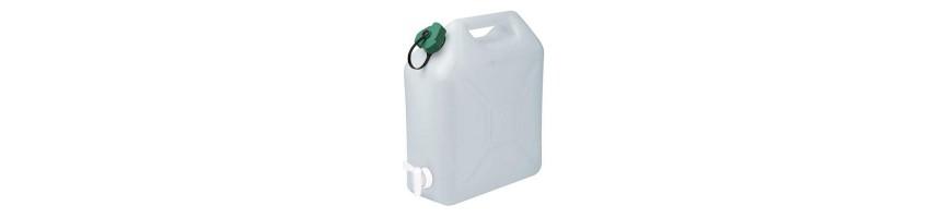Réservoir d'eau douce