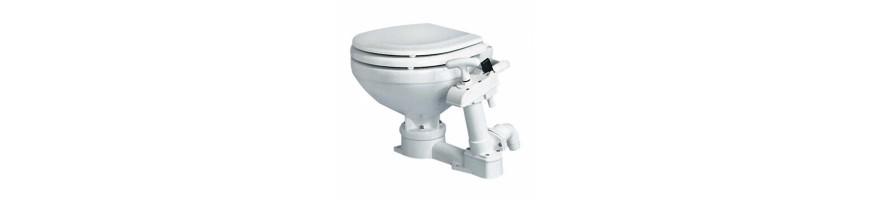 WC manuel et chimiques pour bateau | Navi Discount