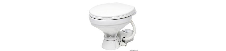 WC électrique - lunette PVC