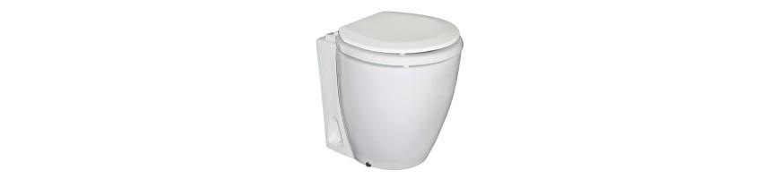 WC électrique Slim - lunette bois