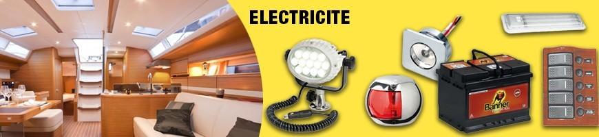 Installation électrique & accessoires bateau | Navi Discount
