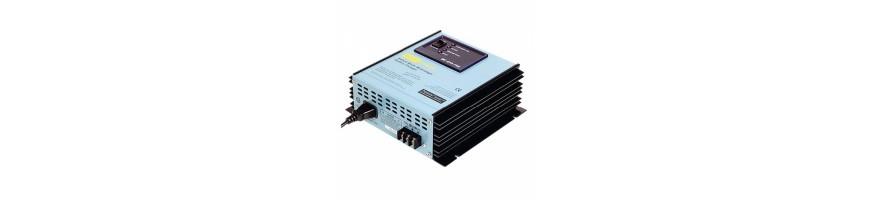 Chargeur de batteries SBC, chargeurs Switchmode, répartiteur de charge