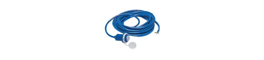Câble avec prise de quai