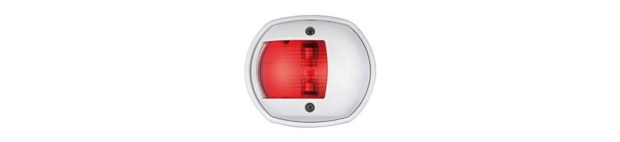 Feu de navigation Compact12 - ABS - inox
