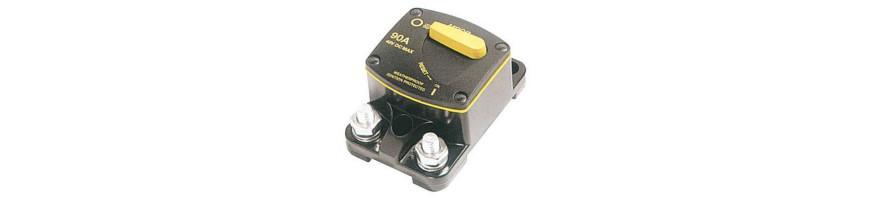 Disjoncteur magnéto-thermique saillie USA